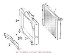 For BMW Genuine Radiator Right 17112284278