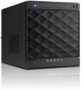 Inwin Development IW-MS04-01-S265 265w Mini Server ITX Tower (Case Only)