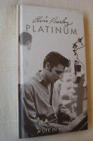 "ELVIS PRESLEY rare 4-CD long box set ""Platinum, A Life In Music"""
