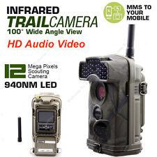 Ltl Acorn Ltl-6310WMG MMS GPRS 12MP HD 1080P Juego De Camino Salvaje Caza Cámara