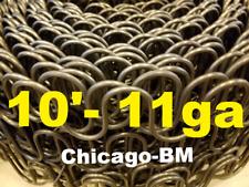 10 Feet 11 gauge  Zig Zag-11ga Springs Furniture-Auto Upholstery -Made In U.S.A.