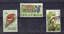 Kenia Valores del año 1963-85 (DC-974)