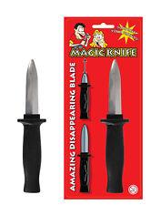 Retractable Toy Knife Blade Dagger Halloween Accessory Fancy Dress Theatre Prop