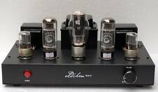 6N9P push EL34 Tube Preamp HIFI Stereo Preamplifier DIY Finished Tube Pre-AMP