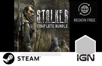 S.T.A.L.K.E.R (STALKER) Bundle [PC] Steam Download Key - FAST DELIVERY