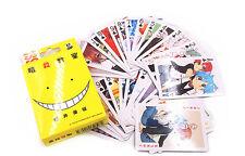 Anime Assassination Classroom Ansatsu Kyoushitsu Playing Card Deck Poker