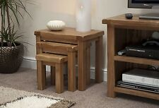 Solid Wood Traditional No Assembly Required Coffee Tables