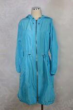 Michael Kors  long Hooded rain jacket   NWOT  size XS