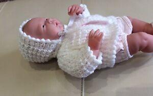 2 Sets of berenguer la newborn Dolls clothes accessories 39cm