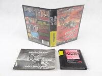Sega Mega Drive Shadow Of The Beast Complete PAL