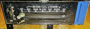 73-87 Chevy Truck C10 C20 C30 A/C Heater Climate Control GMC Blazer Suburban OEM