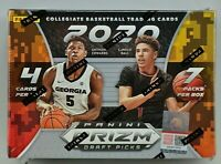 2020-21 Panini Prizm Draft Picks Basketball Collegiate Blaster Box Brand New