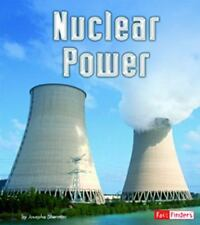 Nuclear Power (Fact Finders: Energy at Work)-ExLibrary