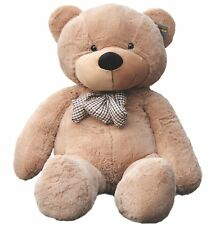 "Joyfay® 63"" 160cm 5 ft Giant Teddy Bear Stuffed Plush Toy Valentines Gift"