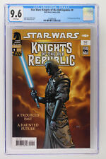 Star Wars: Knights of the Old Republic #9 -Dark Horse 2006 CGC 9.6 1st App Revan