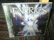 FAERIES: MUSICAL COMPANION TO THE ART OF BRIAN FROUD ENHANCED MUSIC CD, 11 TRKS