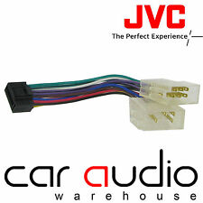JVC 16 Pin ISO Head Unit Replacement Car Stereo Wiring Harness CT21JV04
