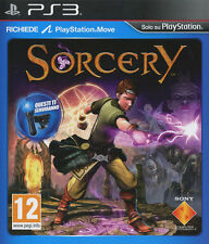 Sorcery PS3 Playstation 3 IT IMPORT SONY COMPUTER ENTERTAINMENT