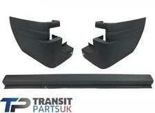 FORD TRANSIT JUMBO REAR BUMPER COVER + LEFT RIGHT END CAPS MK6 MK7 2000 - 2014