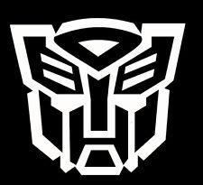 "Transformers Autobots Logo Custom Car Decal Sticker 5"" x 5"""