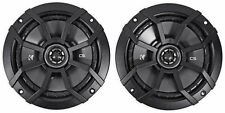 "PACKAGE DEAL 2 PAIRS 43CSC654 CSC65 6.5"" 600 Watt Coaxial Speakers"