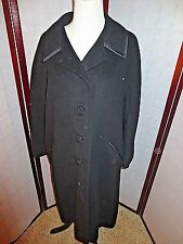 Womens Vintage VIRGIN Cashmere coat 8/10 ARISTA *GREAT*