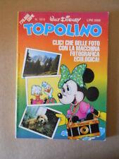 TOPOLINO n°1810  [Q30E] - BUONO