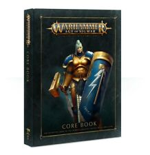 Warhammer Age Of Sigmar Soul Wars - Core book 2nd edition - Full Hardback