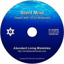 Silent Mind-Christian subliminals Ozean mit binaurals-Audio CD