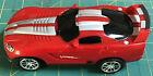 Dodge Viper GTS R Tyco Remote Control Car 2002 RED