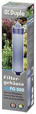 Dupla Filterleergehäuse Fg 500 for Filterharze