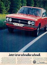 VW-K70-1,8-1973-Reklame-Werbung-genuineAdvertising - nl-Versandhandel