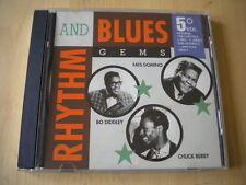Rhythm and blues gems vol. 5CD1989Fats Domino Etta James Chuck Berry Harper