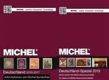 Michel Deutschland-Special 2015 / Band 1 + 2 /DigiBooks / StampCatalog