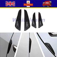 Car Mirror Side Door Bumper Sticker Car Carbon Fiber Protector Door Edge Strips