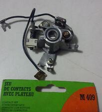CONTATTI RUTTORE VALEO M409 RENAULT 4 R 4 1100CC DAL1978-1990 /R 9 /R 11
