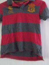Liverpool  Training Polo Football Shirt Size 9-10 Years /41459