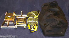 2 ratchets finger hook+ 2 wheel lift O Ring Straps + case lasso straps Tow Kit