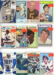 HUGE INVENTORY CLEARANCE AUTO JERSEY VINTAGE ROOKIE SPORTS CARD COLLECTION LOT $