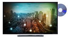 Toshiba 24D3763DA 24 Zoll Fernseher (HD ready, Triple Tuner, Smart TV, DVD, A+)