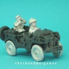 1/48 British Para Command Jeep #2, BNIB, WWII 28mm Bolt Action,