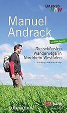 Die schönsten Wanderwege in Nordrhein-Westfalen von... | Buch | Zustand sehr gut