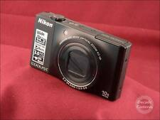 Nikon Coolpix S8000 14MP 10x Zoom Digital Camera inc Battery & Charger - 9992
