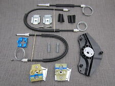 VW PASSAT Estate 3G5 B6 WINDOW REGULATOR REPAIR KIT FRONT LEFT NSF UK PASSENGER