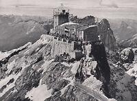 Zugspitze - Münchner Haus - um 1930 - Werdenfelser Land