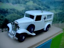 1/43 Eligor (France)   Citroen 1934 Ambulance