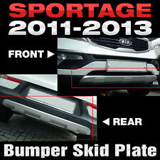 Front Bumper Skid Rear Diffuser Skirt Plate Parts For KIA 2011-2016 Sportage R