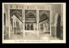 Morocco TANGIER Palais de Moulay-Hafid LL PPC