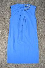 3.1 Phillip Lim new Light Blue Chiffon Beaded Neck Shift Dress for Target sz M