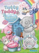Pedigree Books Ltd, Tatty Teddy and My Blue Nose Friends Annual 2014 (Tatty Tedd
